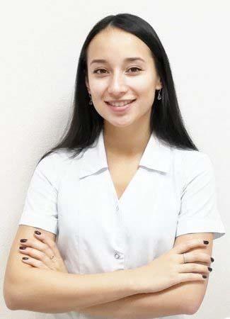 Маринина Анастасия Тьетовна стоматолог, ортодонт в Красносельском районе СПб